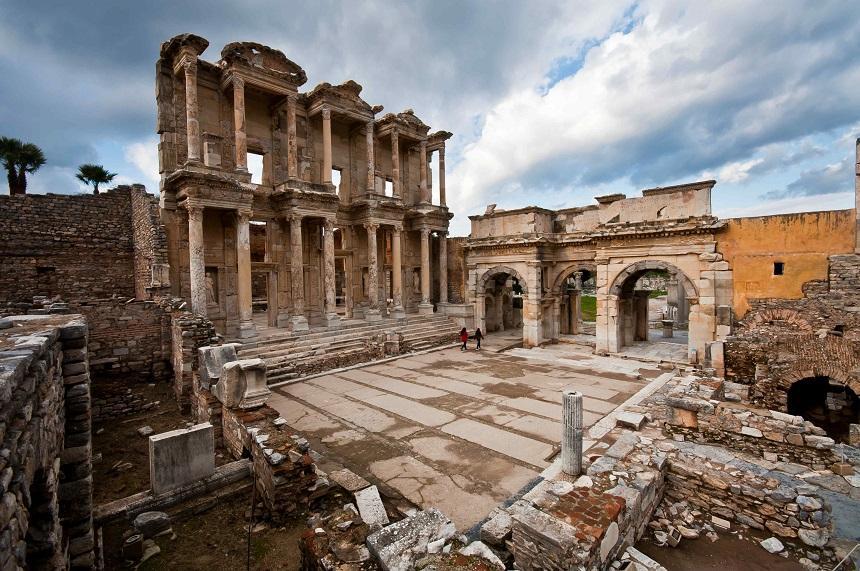 Античный городЭфес