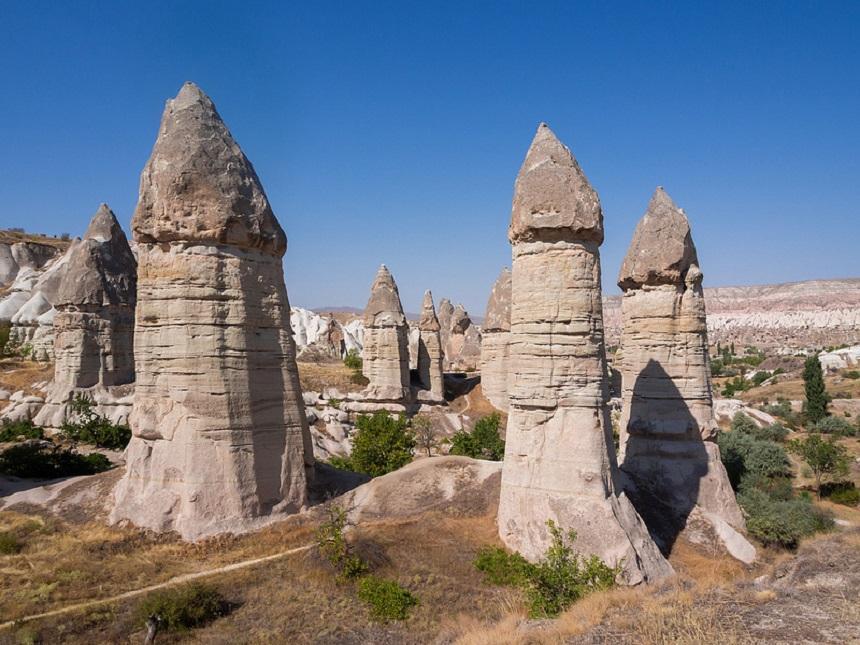 ТОП-25 достопримечательностей Турции Каппадокия