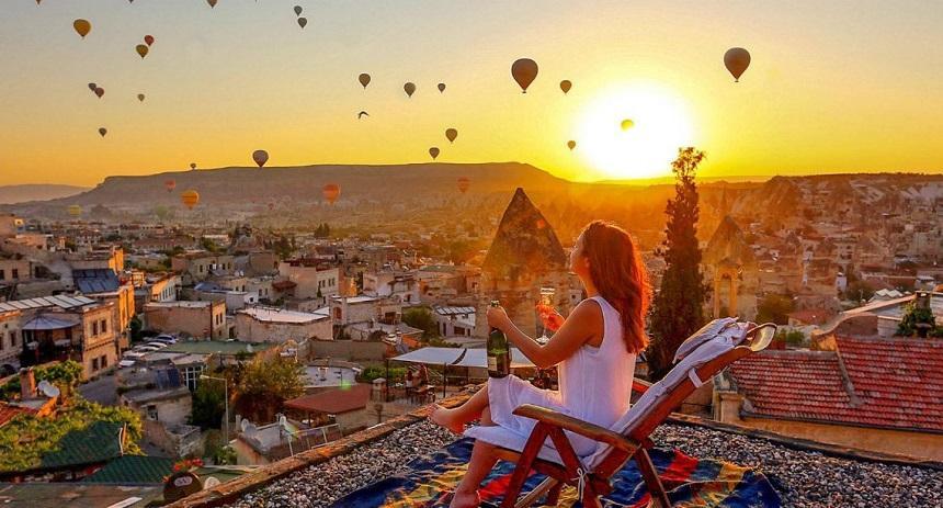 ТОП-15 лучших развлечений Турции Шары в Каппадокии