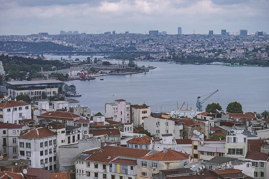 Стамбул – город большой, самый большой в стране