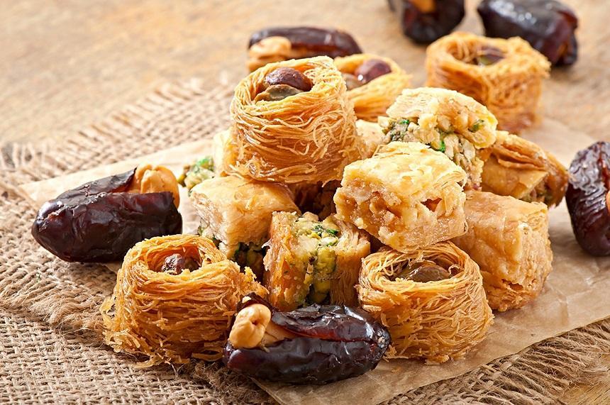 Попробовать турецкие сладости