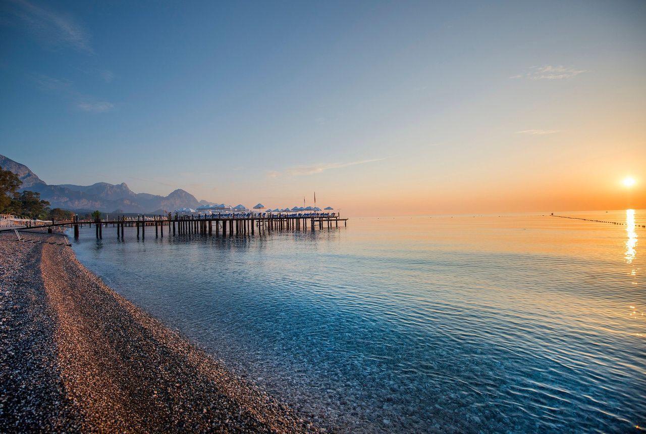 Фото моря на курорте