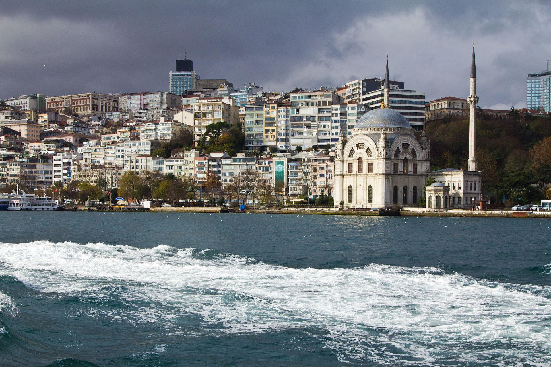 Фото Турции в январе