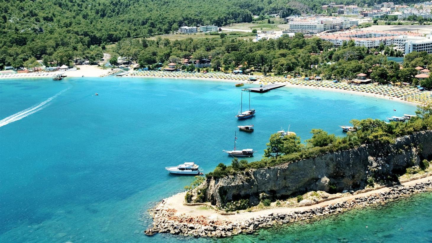 Фото Турции в июне