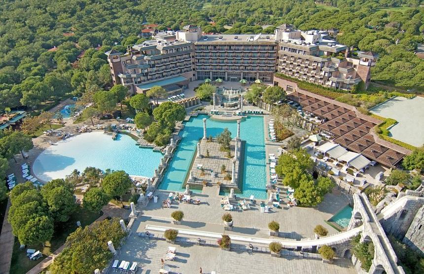 Отель Xanadu Resort в Белеке