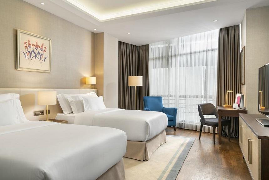 Отель Barceló Istanbu