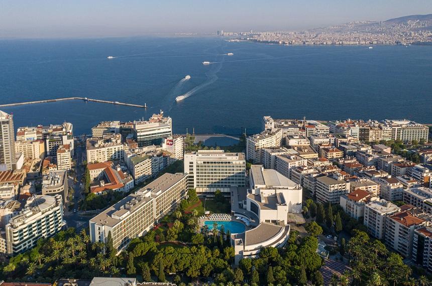 ТОП-25 лучших отелей и гостиниц Турции Swissotel Buyuk Izmir