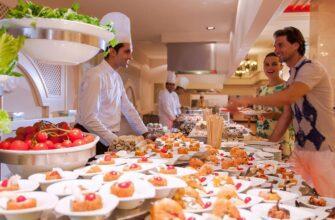 Особенности питания в Турции