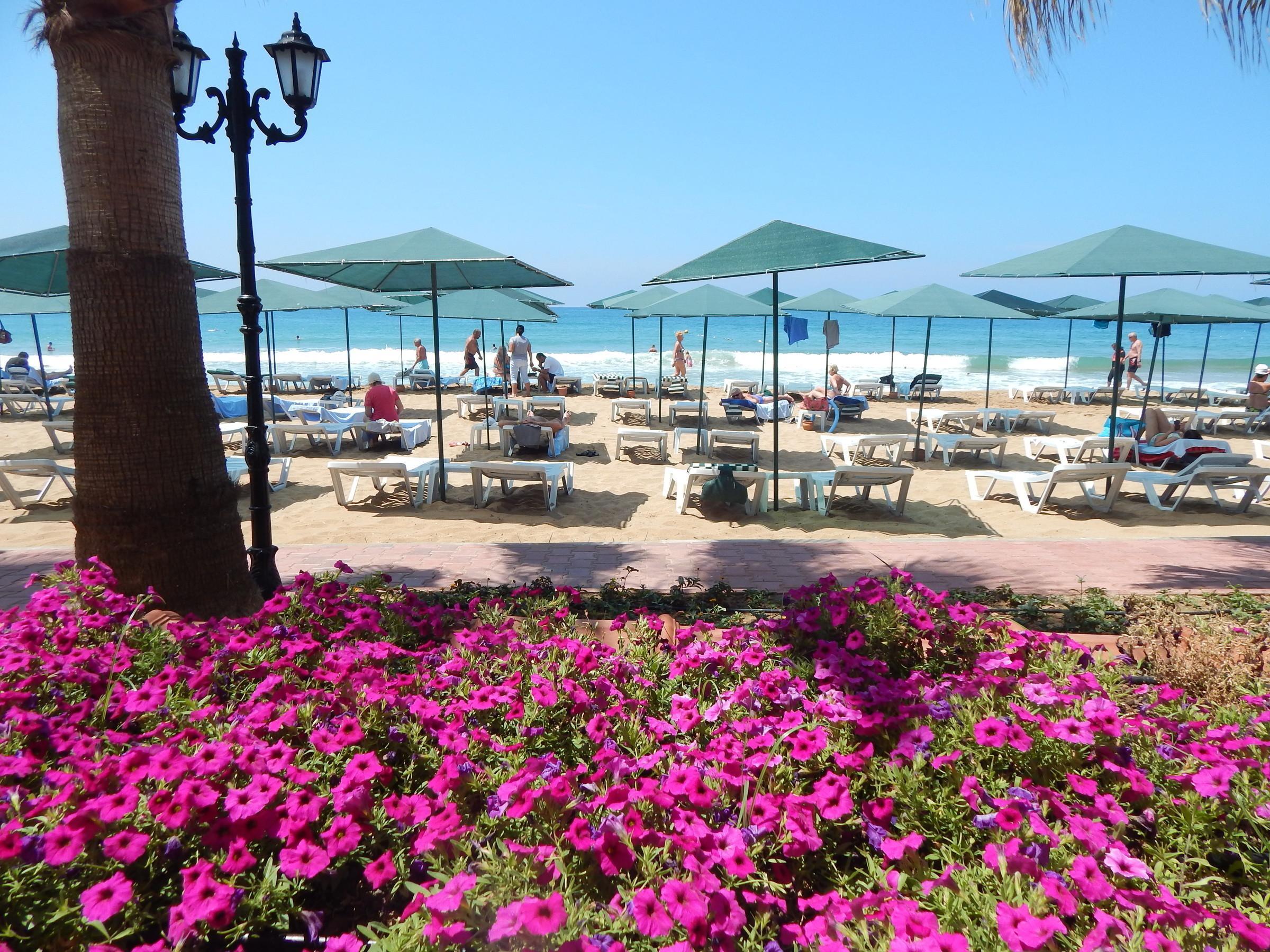 Лучшие места для майского отдыха в Турции