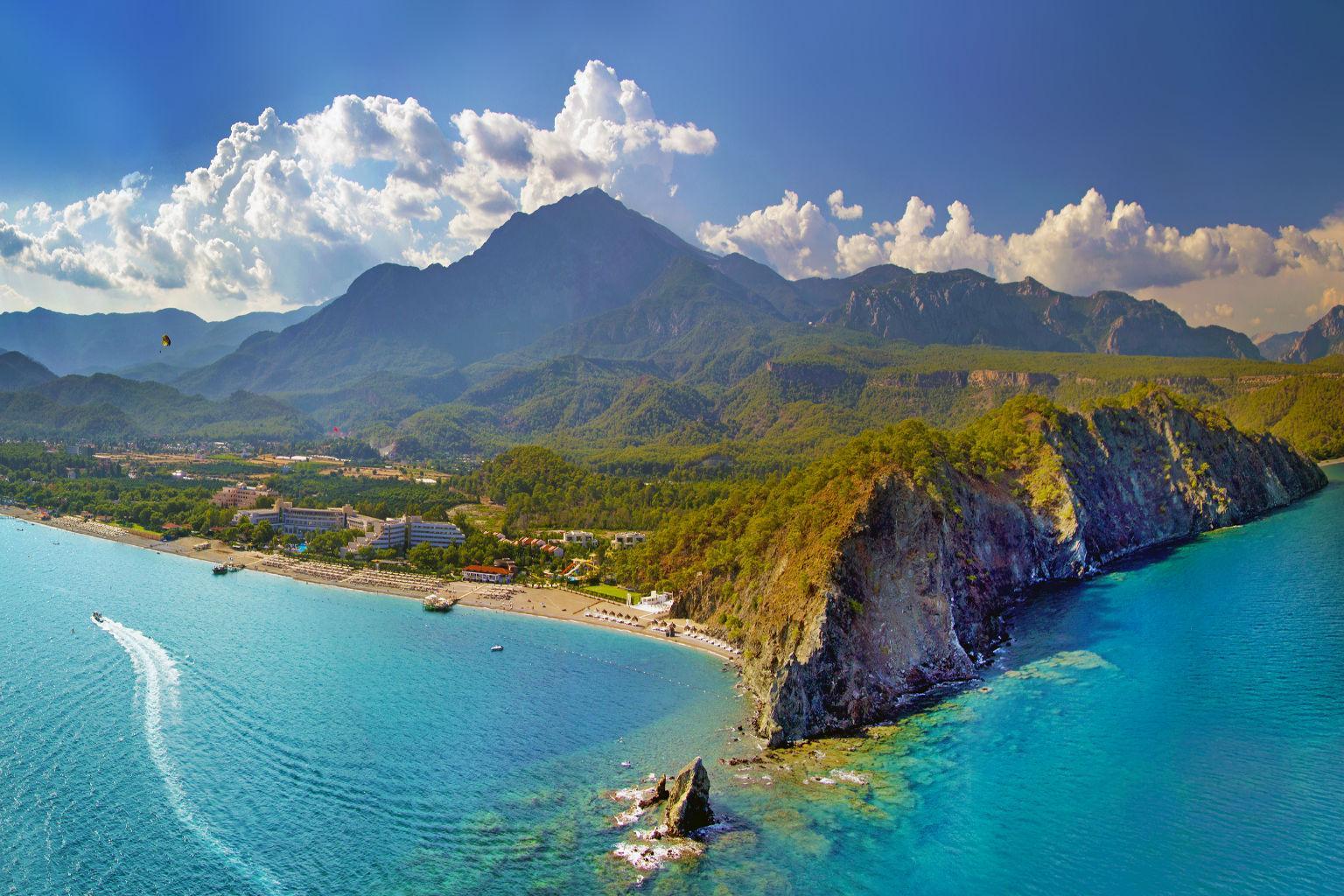 ТОП-20 лучших пляжей Турции
