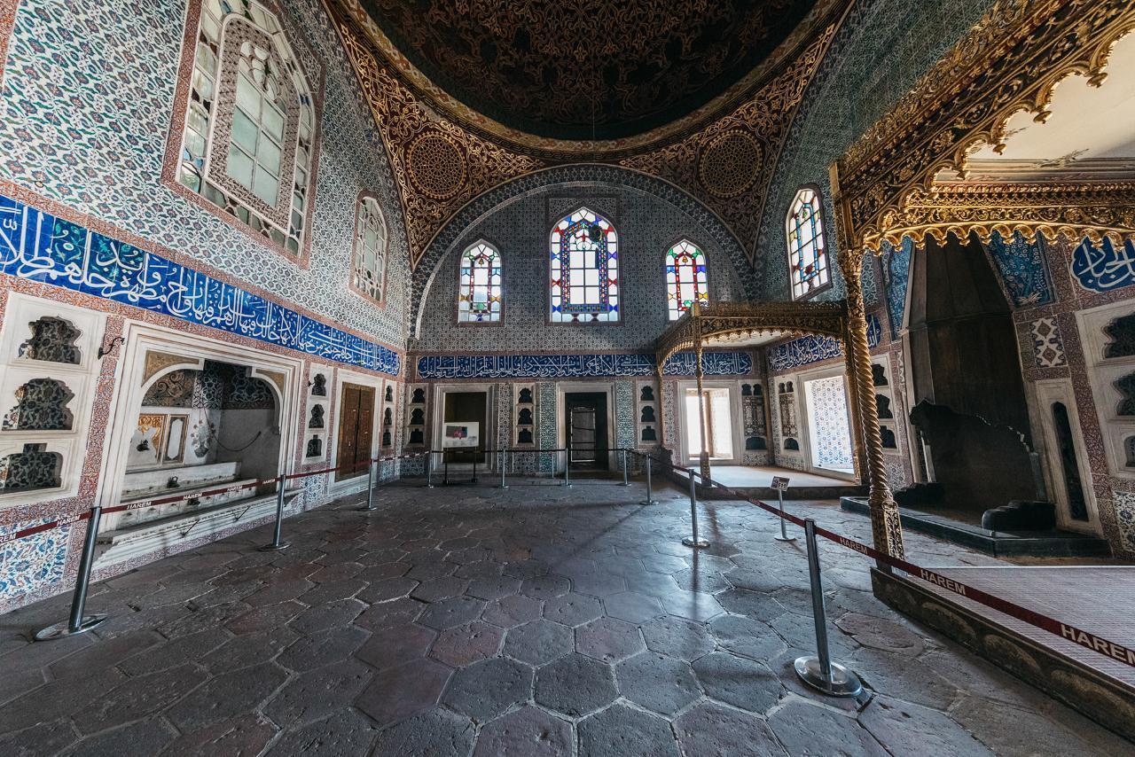 Гарем дворца Топканы