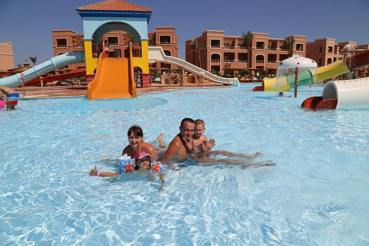 Отдых с детьми в Турции и Египте