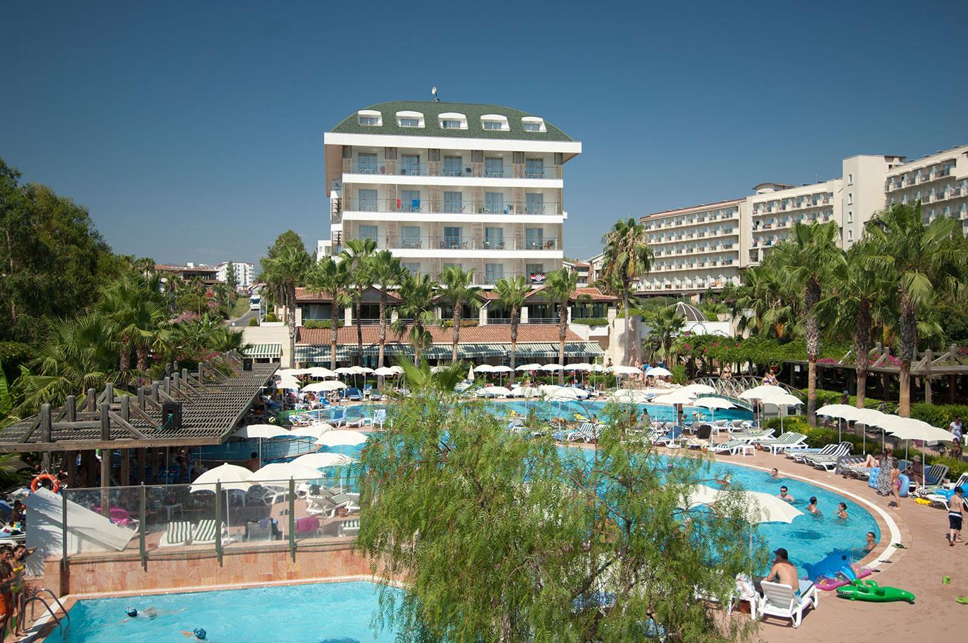 На фото отель Trendy Hotel Palm Beach