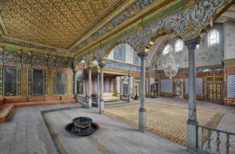 Что интересного в дворце Топканы