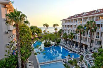 5-звездочные отели в Сиде
