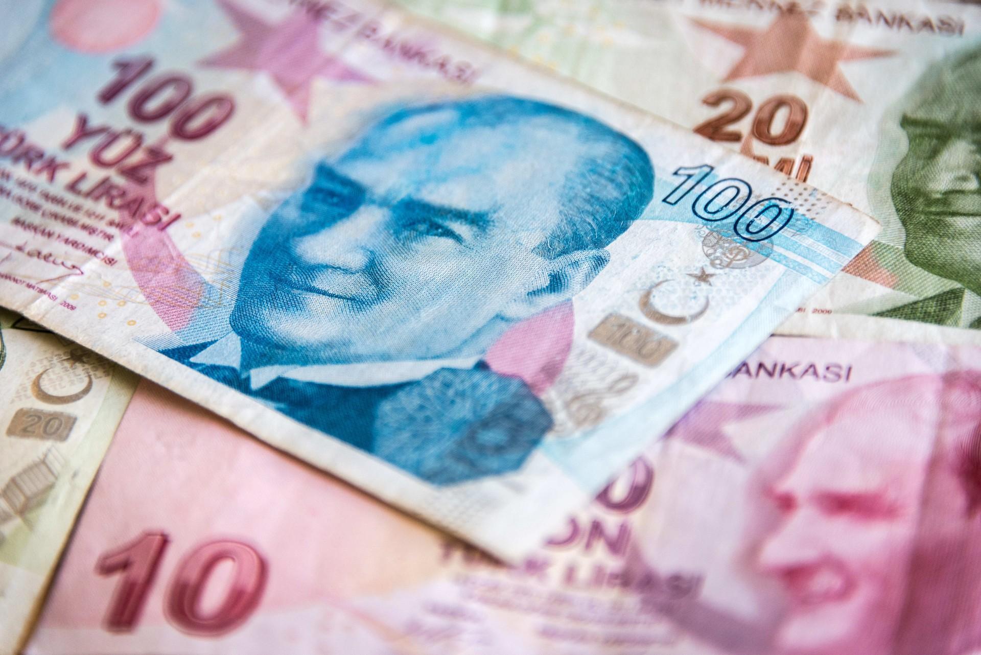 Местная валюта Турции