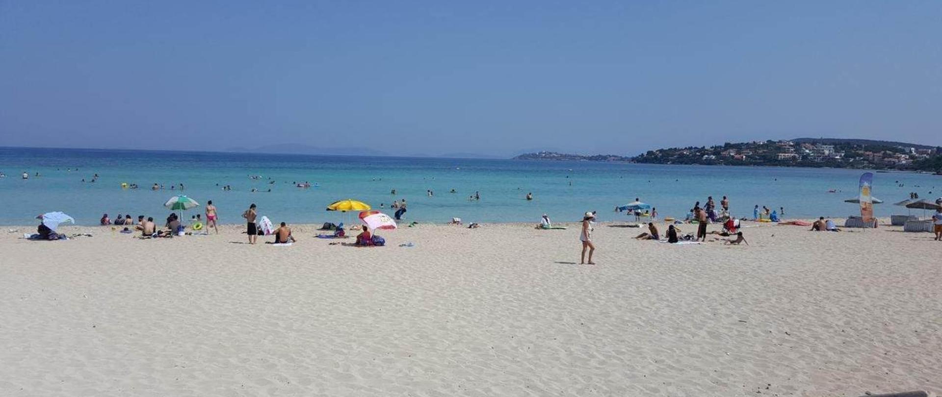 Пляж Алачати Турция