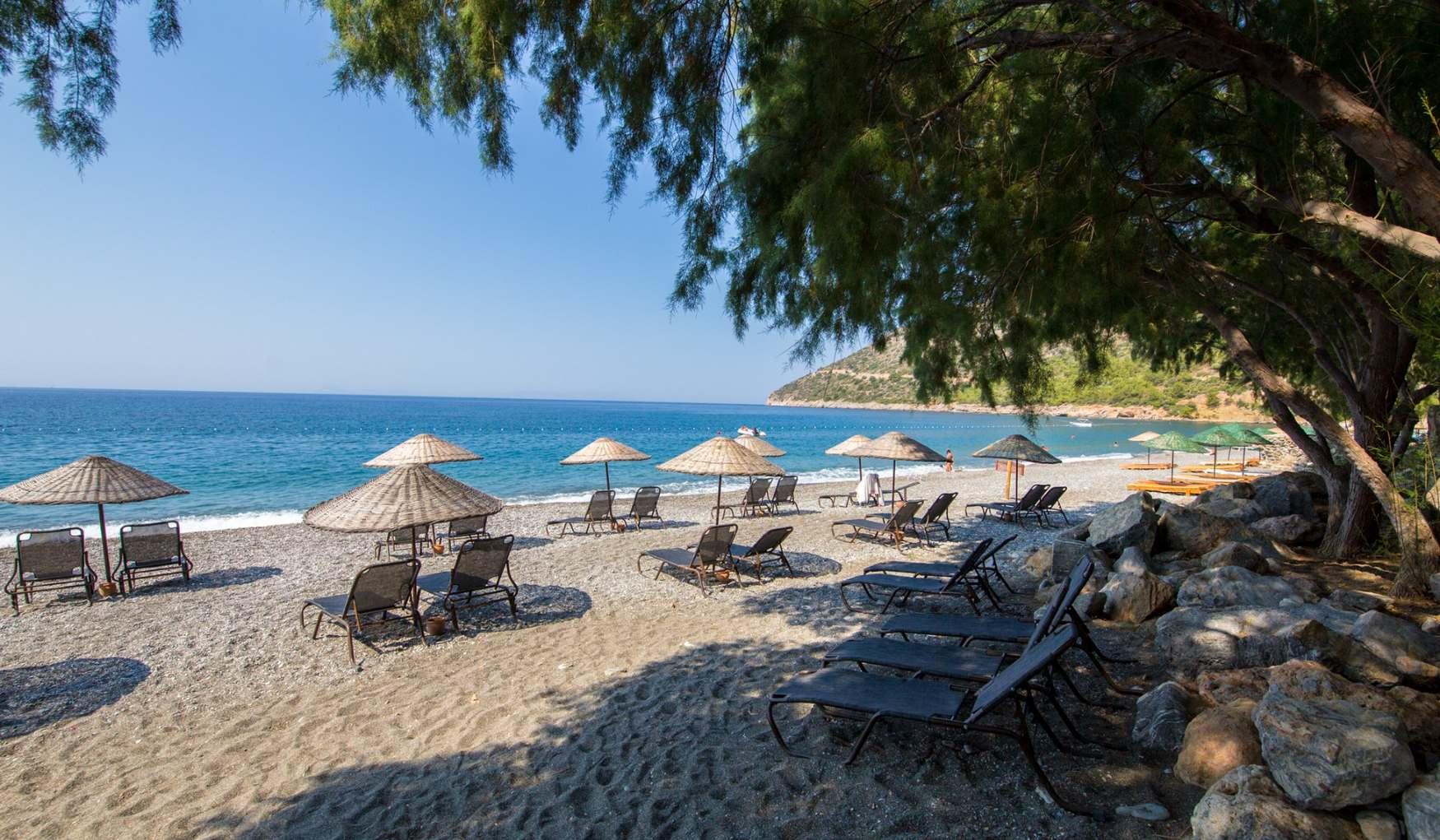 Пляж Овабуку (Ovabuku) Турция