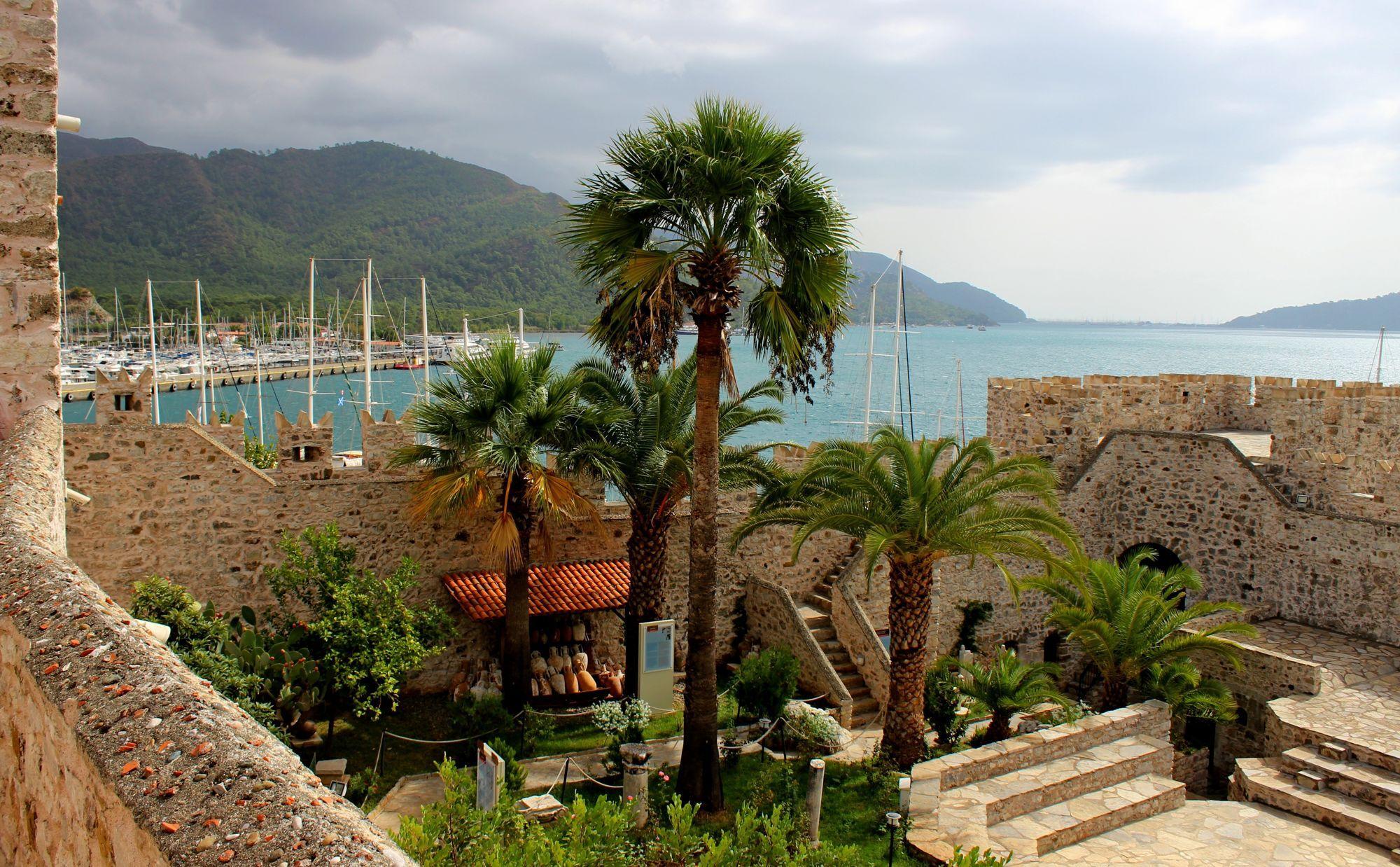 Климатические особенности турецких курортов