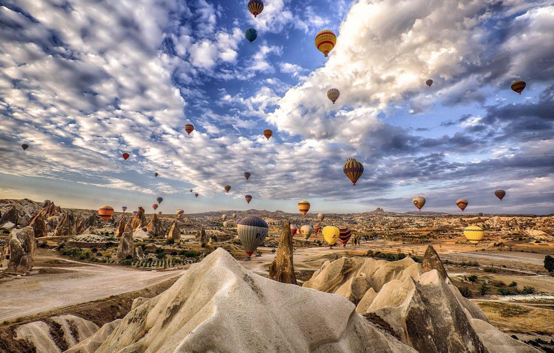 Из Анкары в Каппадокию