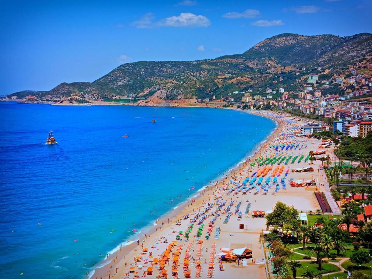 Отдых в солнечной Турции
