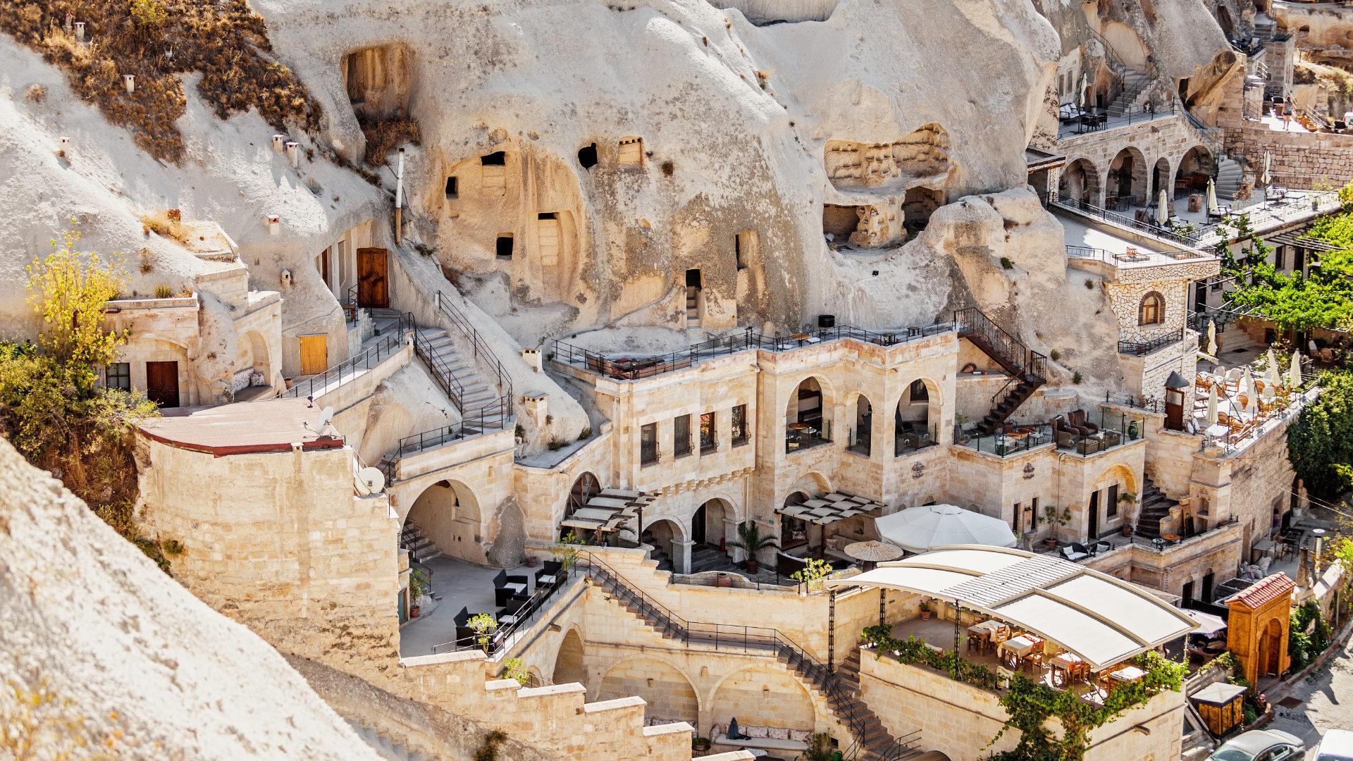 В Каппадокию из других городов Турции