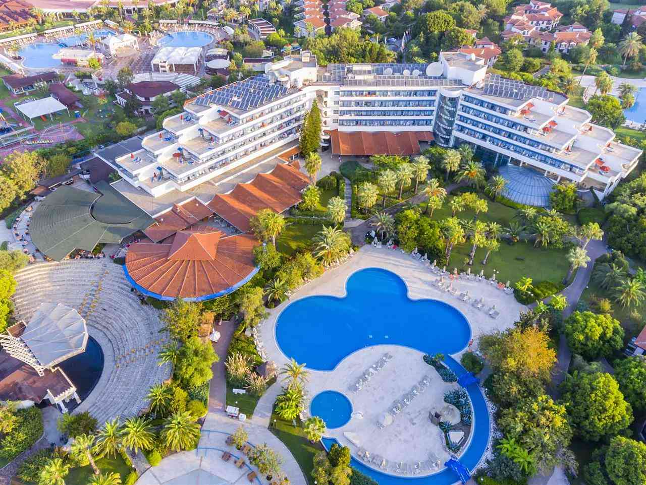 На фото отель Sunrise Resort Hotel