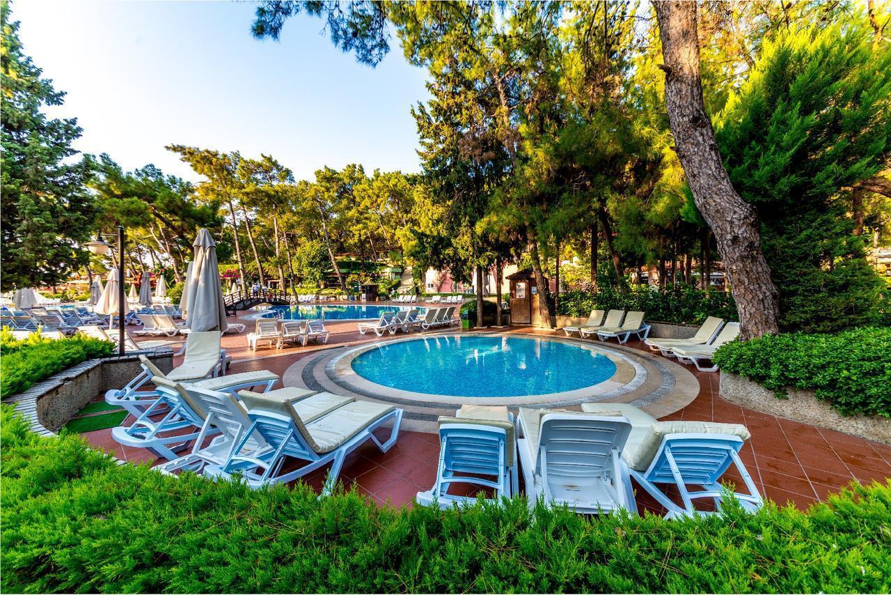 На фото отель Club Turban Palace 5*