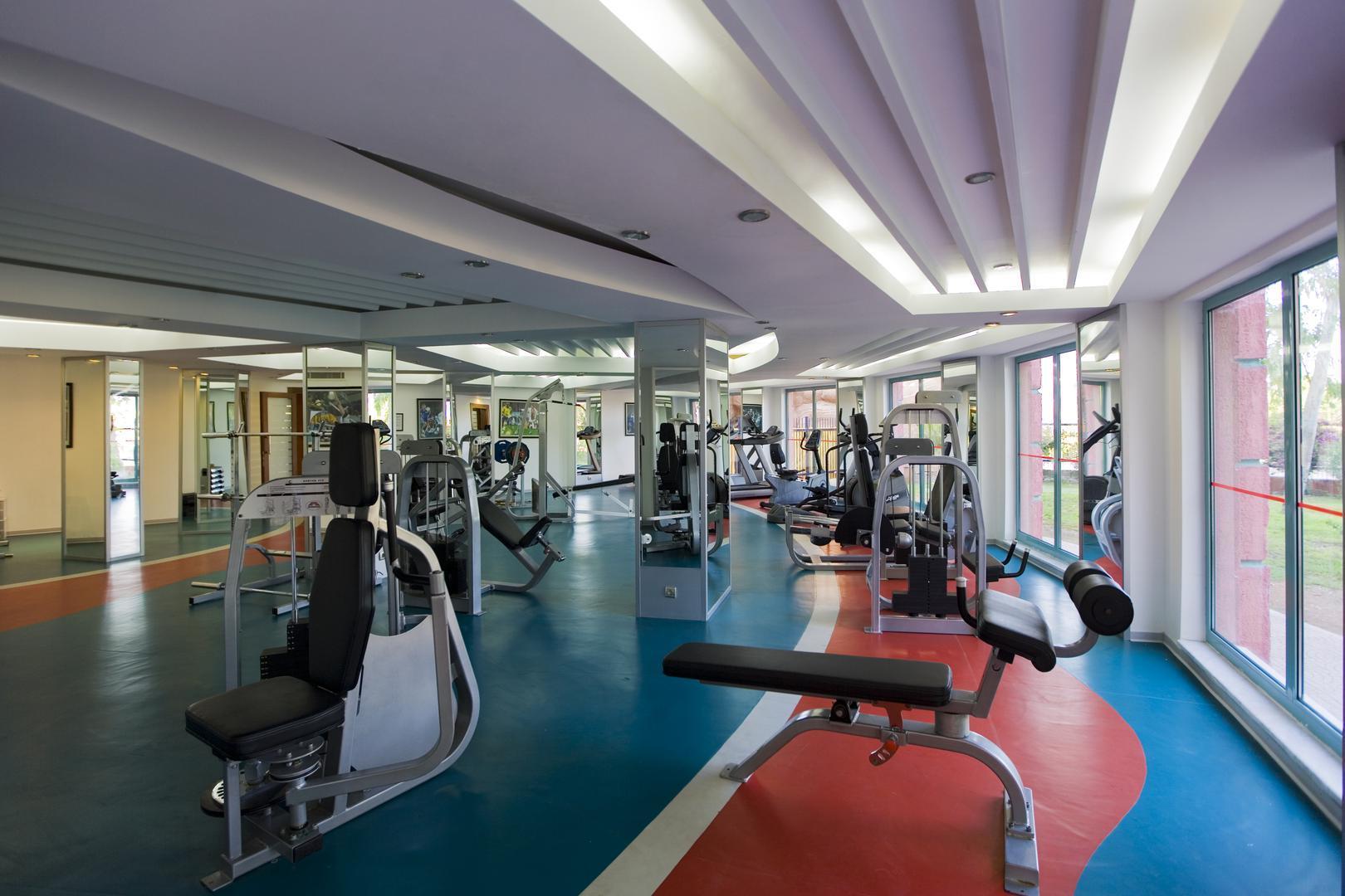 Kamelya K Club спортивный зал