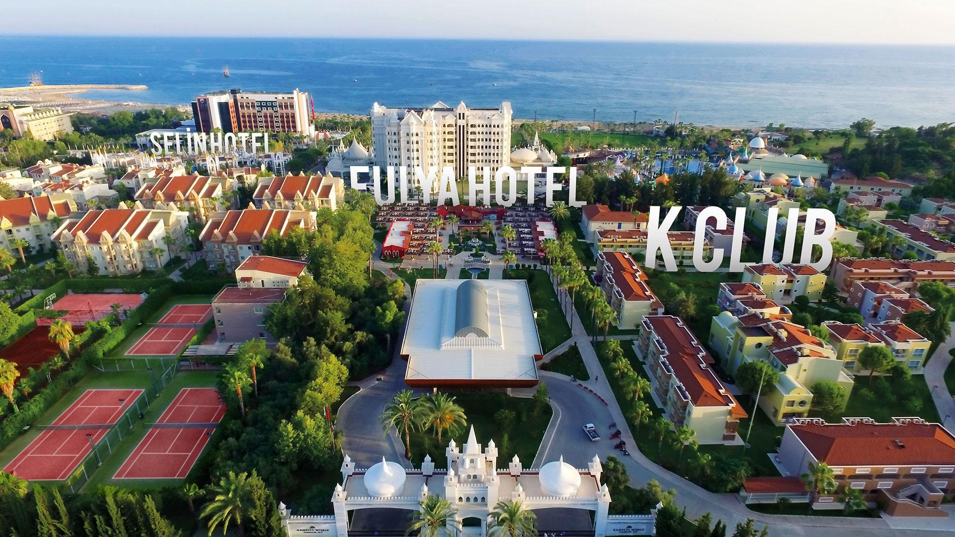 FSP Turizm ve Yatırım A.Ş