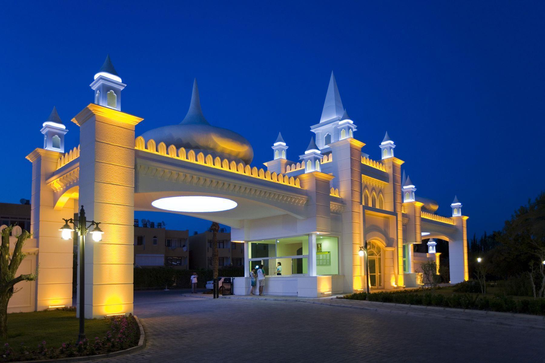Kamelya K Club отель Сиде