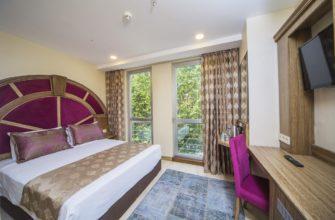 Обзор недорогих отелей Стамбула
