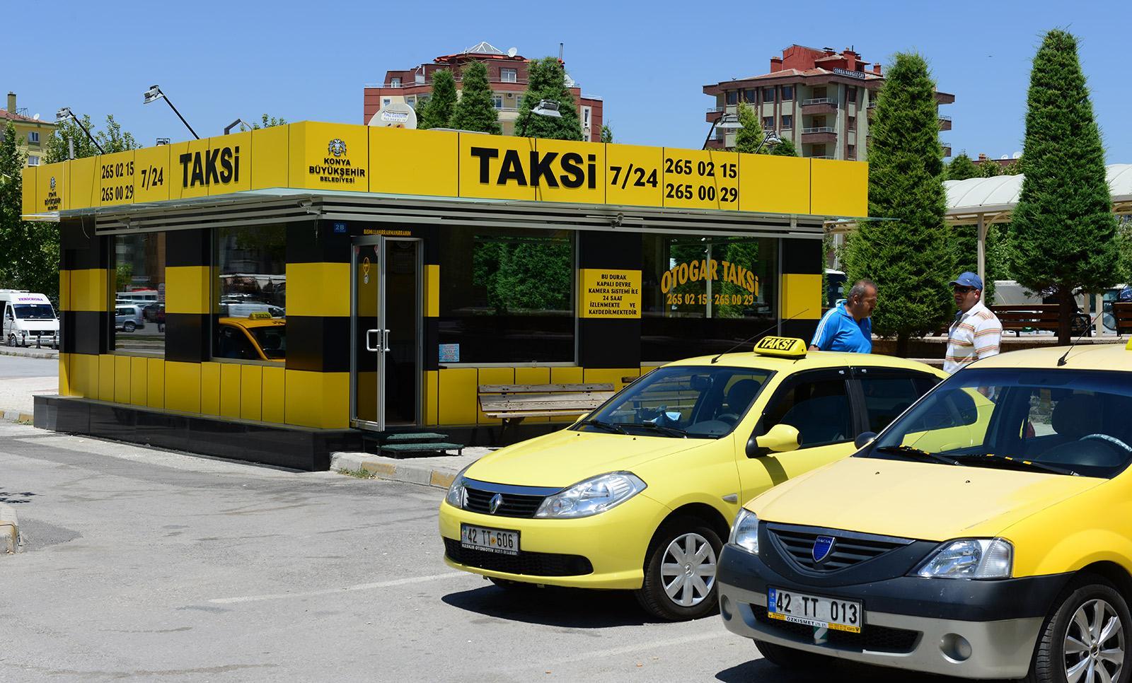 Как заказать такси в Анталье