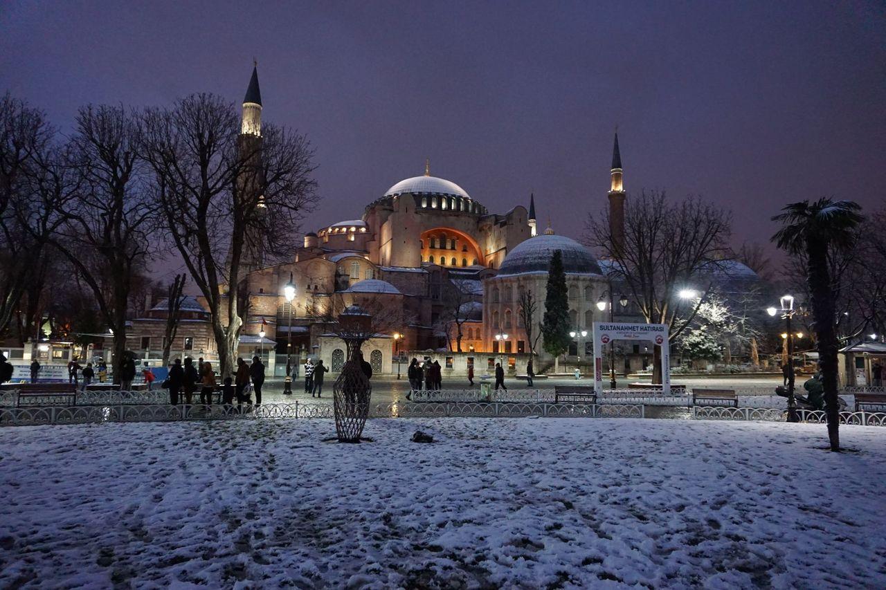 Температура воздуха в Турции