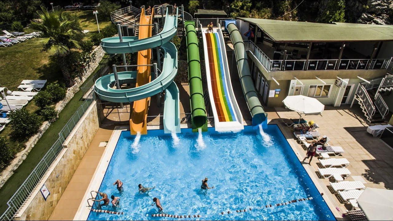 Инфраструктура отеля Mersoy Exclusive Aqua Resort