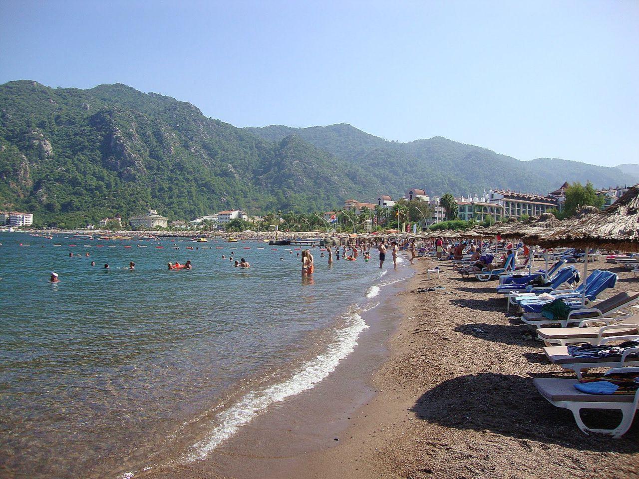 Обзор пляжа Денизяка