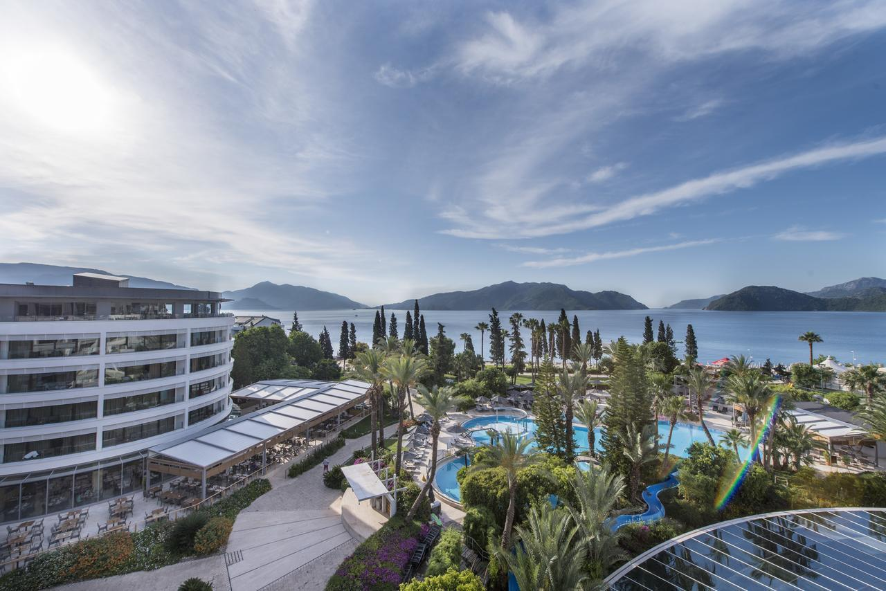 На фото отель Grand Azur Marmaris 5*