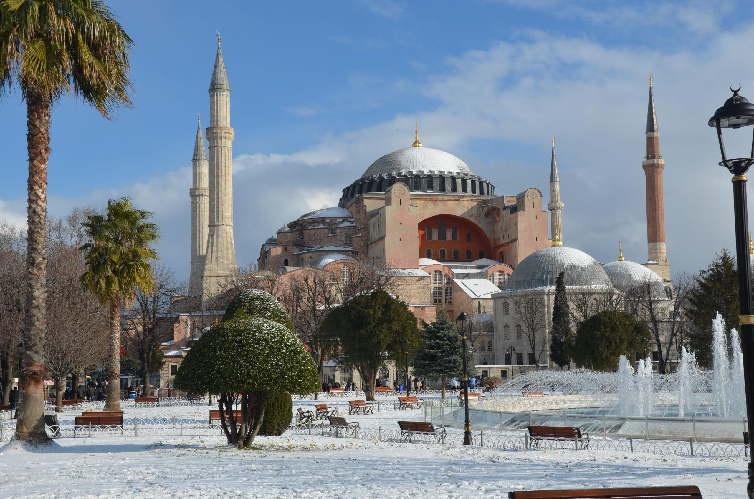 Советы тем, кто собирается в Турцию зимой