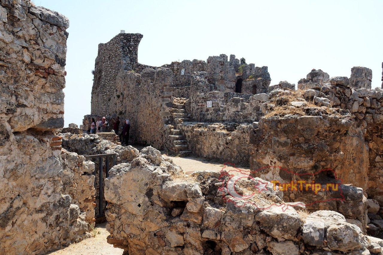 цитадель-крепость Эхмедек