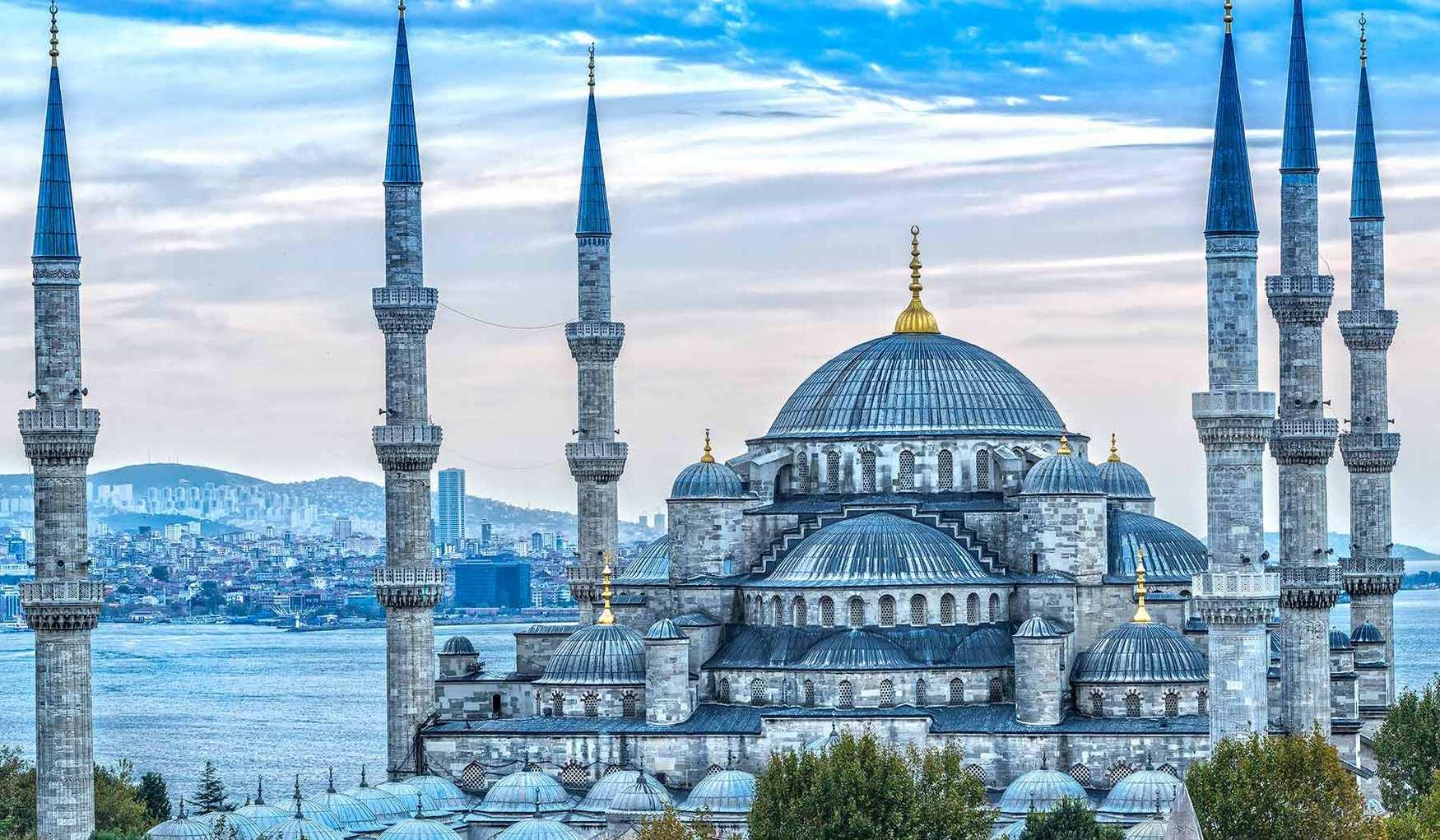 Голубая мечеть (официально Мечеть Султана Ахмеда)