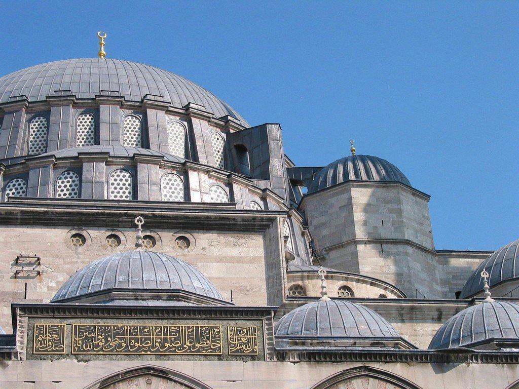 Исламские святыни Стамбула