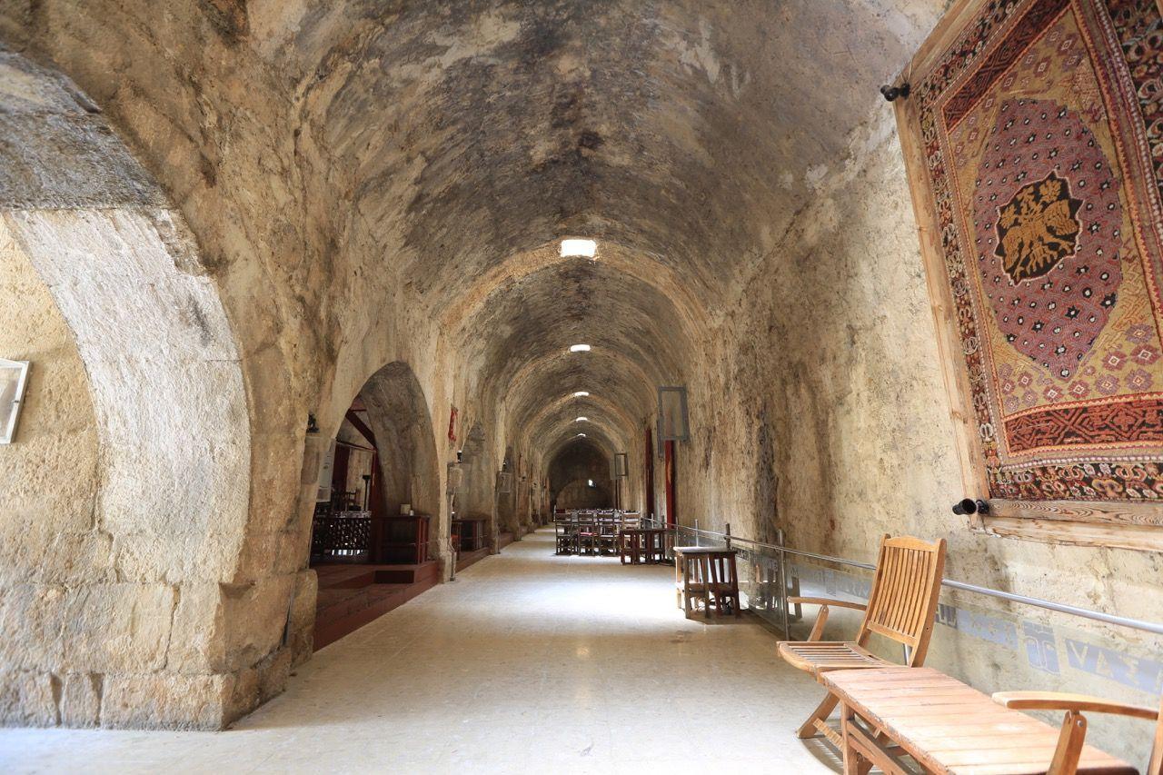 Фото крепости Аларахан