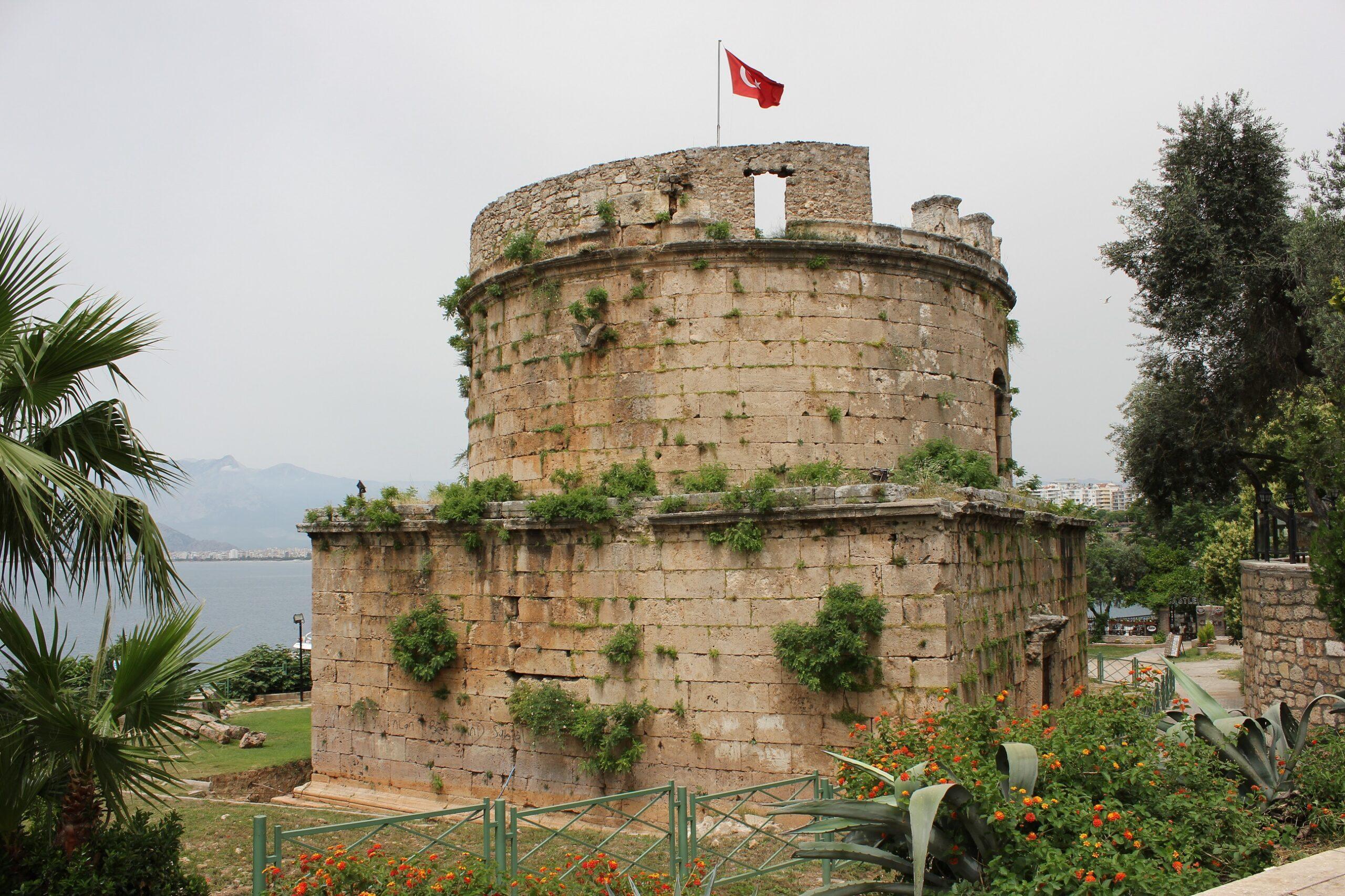 Фото башни Хыдырлык