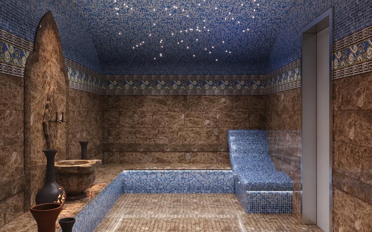 Фото турецкой бани