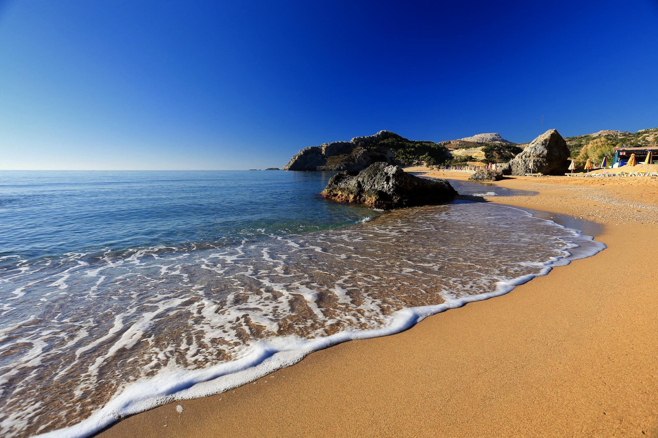 Фото острова Родос