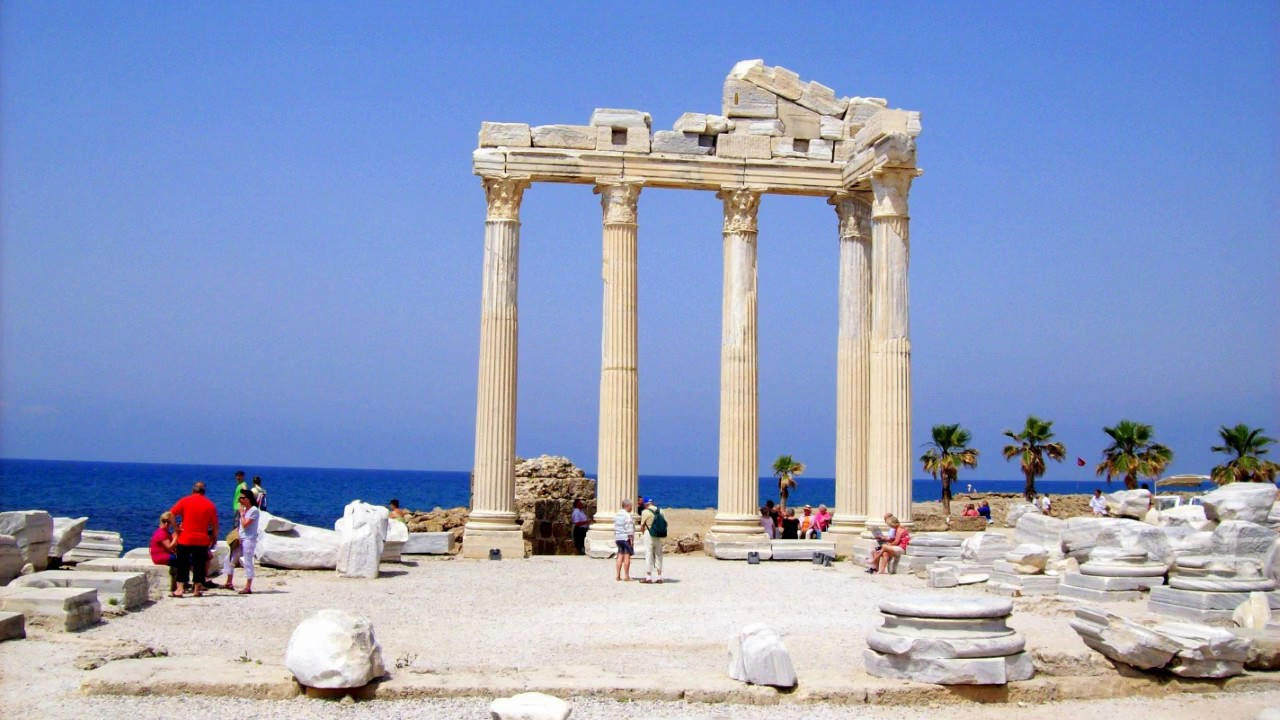 Фото храма Аполлона