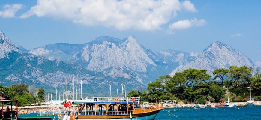 Фото Кемера в Турции