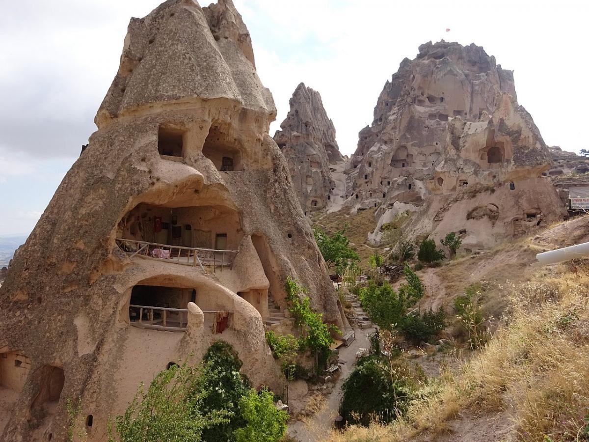 Фото Каппадокии в Кемере