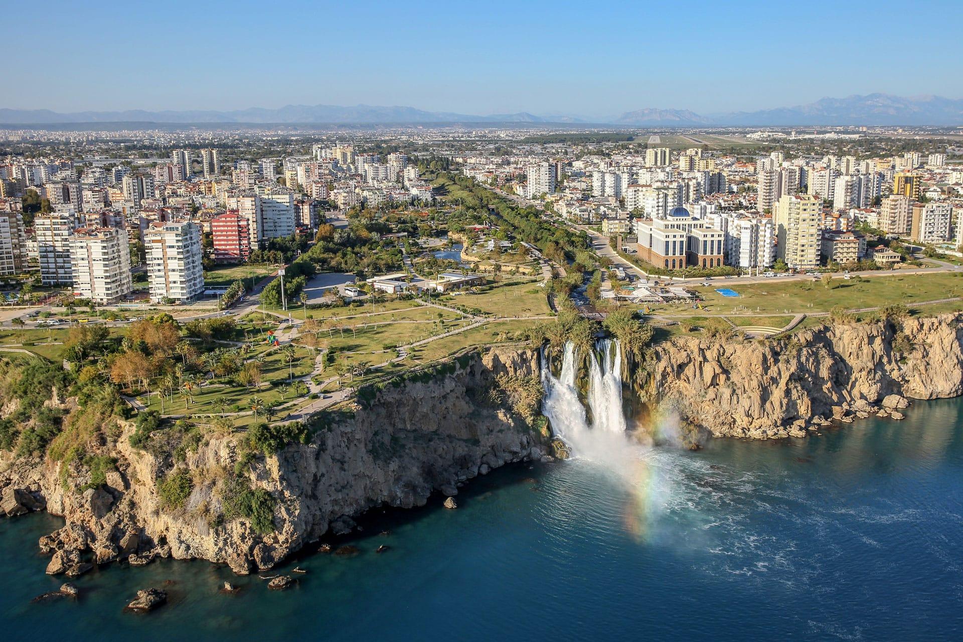 Фото Анталии в Турции