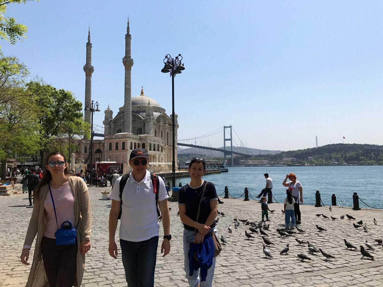 Фото побережья в Стамбуле